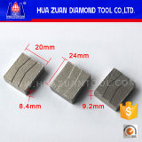 High Efficiency Stone Cutting Tip for Diamond Blades