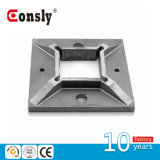 Inox Railing Base Plate for Indoor&Outdoor Handrial