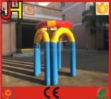 Inflatable Shooting Game, Inflatable Basketball Hoop for Sale