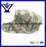 New Design Camouflage Octagonal Military Cap (SYSG-238)