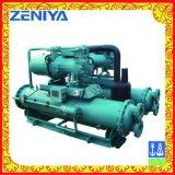 Low Noise Water Cooled Condenser for Marine