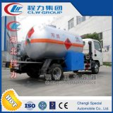 5-8m3 Small LPG Tank Truck for Sale
