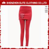 Top Selling Teenager Red Always Leggings with Skirt (ELTFLI-50)