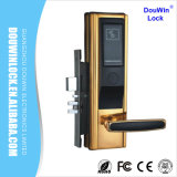RFID Card Keyless Smart Hotel Card Lock with Management Software