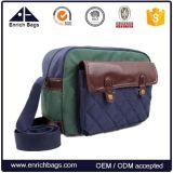 Fashion Portable Travel Shoulder Messenger Bag Leisure Canvas Haversack