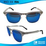 Popular Ltaly Innovative Fancy Eye Frame Vintage Metal Sunglasses
