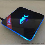 8CPU T96 PRO TV Box in Set Top Box with Arabic Channels