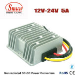 12V-24VDC 5A 120W DC-DC Converter Car Power Supply with Waterproof