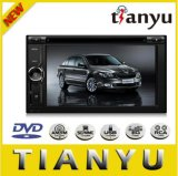 6.2 Inch Double DIN Car DVD 6206