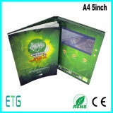 7 Inch LCD Module Gretings Card for Hot Sale