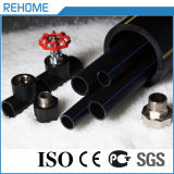 ISO4427 Black Water Supply Plastic HDPE Pipe Fittings