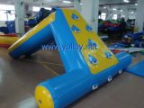 Inflatable Floating Water Slide for Commercial Use