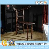 Wood Material Bamboo Design Modern Furniture High Bar Table