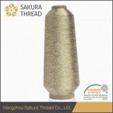 Free Sample Customized Metallic Thread with High Tenacity