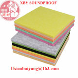 Decorative Acoustic Material Fiber Polyester Wall Panel