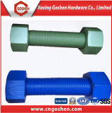 A193 B7 Double End Threaded Rod / Stud Bolt with High Quality
