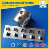 Ss304, 316 Metal Pall Ring Tower Packing