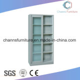 Hot Sale Office Furniture Metal File Cabinet with Glass Door