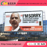High Brightness P10 Full Color Advertising LED Display for Outdoor HD Digital Video Screen