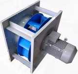 Centrifugal Blower Ventilation Industrial Backward Curved Cooling Exhaust (500mm)
