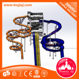 Swimming Pool Amusement Park Fiberglass Water Park Playground for Adult