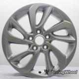 Silvery Car Rims 17 Inch Wheel Hub for Hyundai