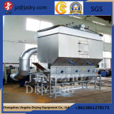 Sawing Wood Chips Horizontal Fluidizing Dryer