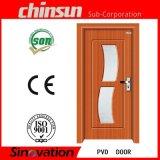 PVC Door with Toughened Glass (SV-P023)