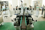 Double Side Bottle Label Machine for Sticking Round Bottles
