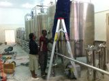 500L Uht Milk Production Line