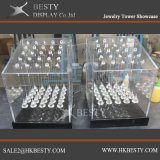 Crystal Jewelry Ring Display Counter Top