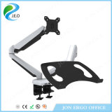 Dual Purpose Height Adjustuable Monitor Stand Manufacture (YS-GM224U-D)