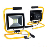 High Lumen Outdoor portable IP68 Waterproof SMD 30W LED Flood Light SMD