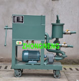 Press Plate Oil Cleaner, Used Oil Refining Plant, Series Oil Filter