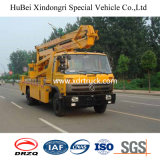24m Dongfeng 4X2 Boom Lift Truck