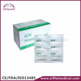 Steriled Medical First Aid Antiseptic Alcohol Bzk Swab