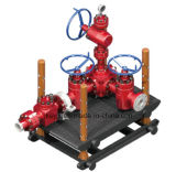 API 16C Kill Manifold for Oil Field