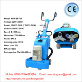 10HP Single Phase Floor Polisher High Power Double Heads Concrete Grinding Machine