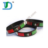 Look! ! ! Wholesale Cheap Charming Custom Silicone Wristband