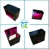 Custom Printed Clear Window Cardboard Mug Box Package