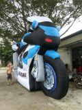 Big Inflatable Motorbike Replica Model for Advertising