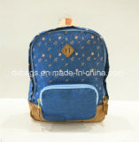 Fashion Style Canvas Backpack for Kids, Leisure Bag