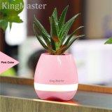 Newest Smart Play Paino Music Bluetooth Flowerpot Speaker
