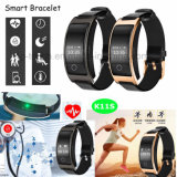 Pedometer Bluetooth 4.0 Smart Bracelet with Blood Pressure Monitor