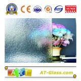 4mm Clear Mistlite Pattern Glass Used for Window Glass Furniture Glass