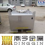 CCS Ss304 Stainless Steel Cylinder Container