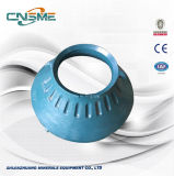 Crusher Spare part High Manganese Steel Casting