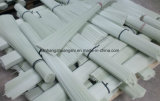 Anti-UV 8mm, 38mm Fiberglass Pultruded FRP Rod and Tubes