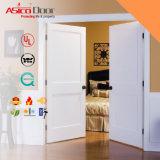 Asico Internal White Oak MDF Composited Wood White Shaker Door