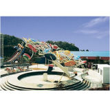 Amusement Park Paratrooper Large Entertainment Equipment (JS0010)